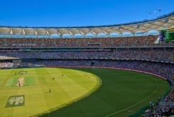 Swanky new Perth Stadium keen to poach Boxing Day or New Year Test | Bangkok Post: news