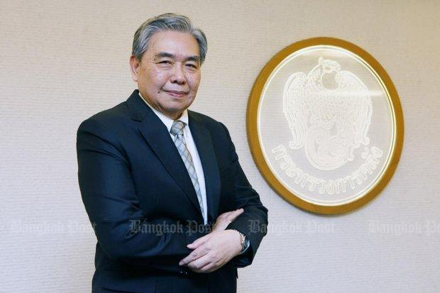 Apisak expects slower Thai growth in 2019 | Bangkok Post: business