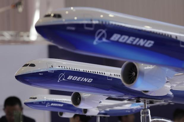 China milestone for Boeing | Bangkok Post: news