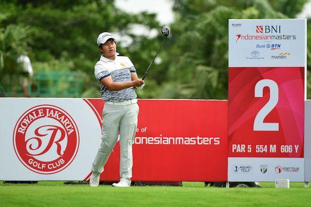 Poom leads Indonesia Masters | Bangkok Post: news
