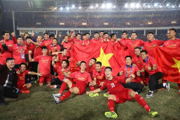 Vietnam wins AFF Suzuki Cup after beating Malaysia 1-0