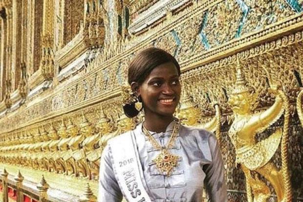 Thai fans fall for Miss Sierra Leone