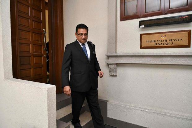 Ex-Goldman Malaysian banker charged over 1MDB scandal