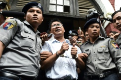 Myanmar Reuters journalists lose appeal against 7-year sentence | Bangkok Post: news