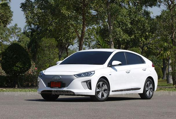 Hyundai Ioniq Electric (2019) review | Bangkok Post: auto