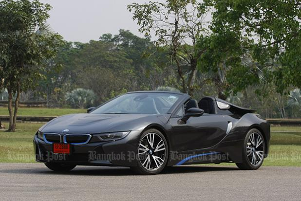 BMW i8 Roadster (2019) review | Bangkok Post: auto