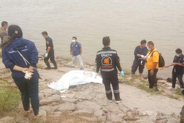Police says bodies from river were missing activists   Bangkok Post: news