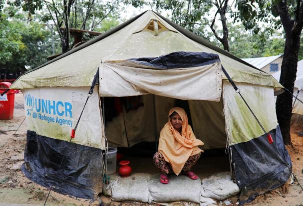 Myanmar villagers flee fresh Rakhine state fighting