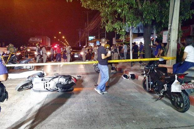 Police deny using excessive force in fatal student shooting | Bangkok Post: news