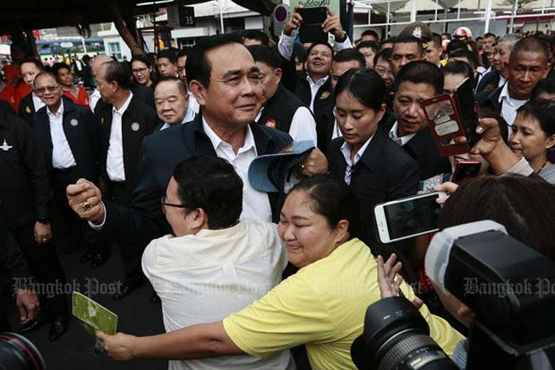 Poll: PM must solve 'bread and butter' issues | Bangkok Post: news