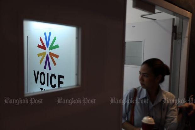 Voice TV back on air after court grants injunction | Bangkok Post: news