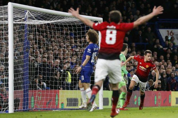 Pogba fires United into FA Cup last eight | Bangkok Post: news