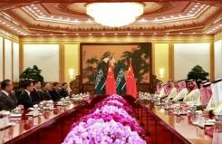Saudi prince makes $10bn oil deal with Xi | Bangkok Post: news