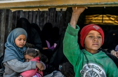 Syria force evacuates women, children from IS holdout | Bangkok Post: news