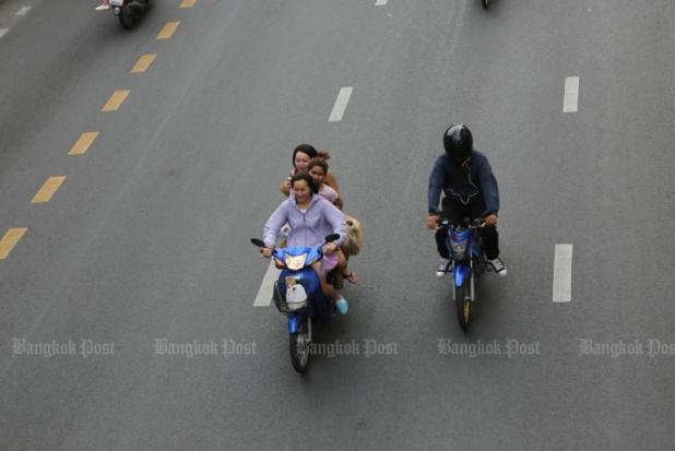 Point-deduction system will hit bad drivers | Bangkok Post: news