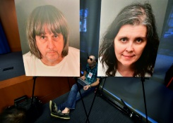 US 'House of Horrors' couple pleads guilty to torturing kids | Bangkok Post: news
