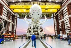 NASA greenlights SpaceX crew capsule test to ISS   Bangkok Post: news