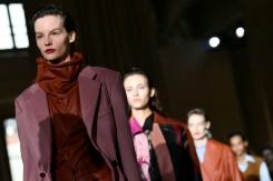 Shoes and stripes: Brits present Ferragamo, Cavalli shows | Bangkok Post: news