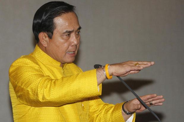 PM backs senators' picks | Bangkok Post: news