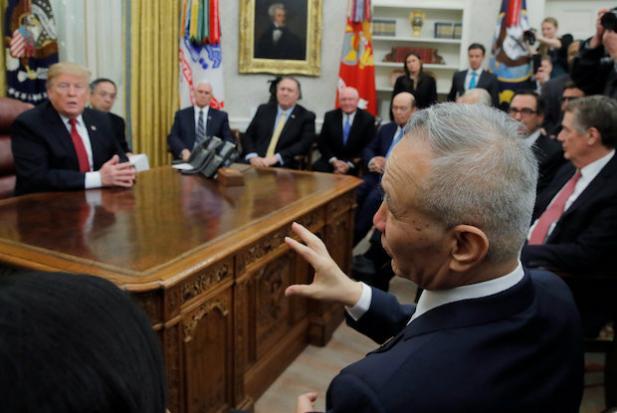 Trump: 'very good chance' for China trade deal | Bangkok Post: news