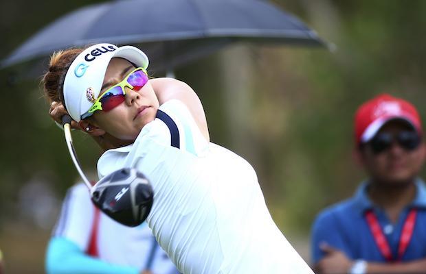 Yang and Lee lead LPGA field in Pattaya   Bangkok Post: news