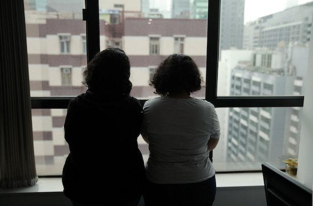 Saudi sisters stranded in Hong Kong | Bangkok Post: news