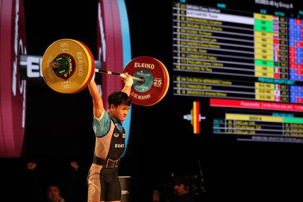 Thai weightlifters skip Olympics, world events over doping cases
