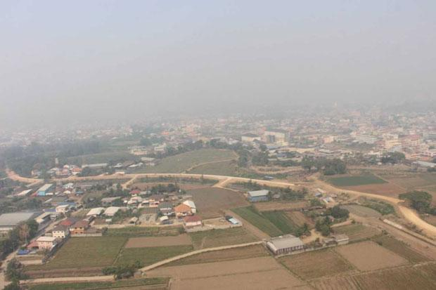 Fine dust recorded at hazardous levels in North, Northeast