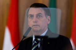 Bolsonaro to visit Trump to firm up conservative alliance | Bangkok Post: news