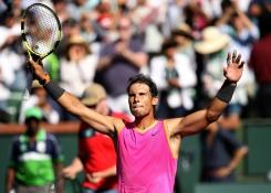 Federer, Nadal set up semi-final showdown at Indian Wells | Bangkok Post: news