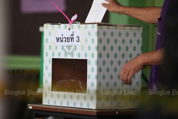 Poll body says it's 'ready' for advance voting | Bangkok Post: news