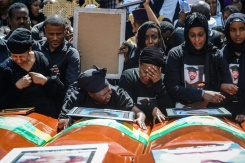 Funerals for Ethiopia crash victims but little to bury | Bangkok Post: news