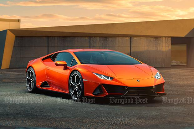 2019 Lamborghini Huracan Evo: Thai pricing and specs | Bangkok Post: auto