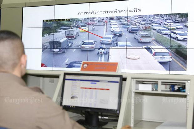 Traffic tickets soar on nonchalant drivers | Bangkok Post: news