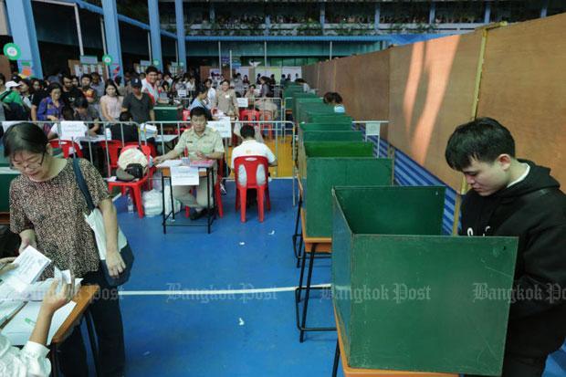 Dems, Pheu Thai dominate city | Bangkok Post: news