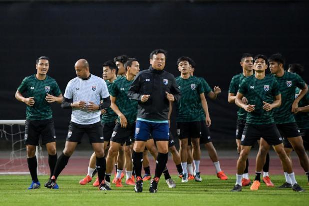 Coach Sirisak ruled out for Thai job