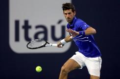 Djokovic passes Delbonis test to reach Miami 4th round | Bangkok Post: news