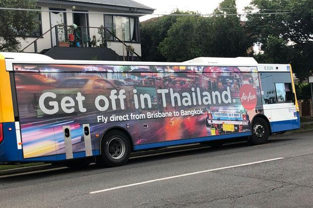 AirAsia apologises, drops 'Get off in Thailand' advertisment