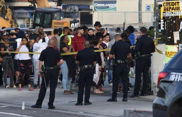 Grammy-nominated US rapper Nipsey Hussle shot dead | Bangkok