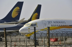 India's stricken Jet Airways suspends all operations | Bangkok Post: news