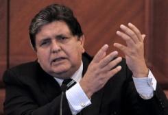 Facing arrest, Peru ex-president Garcia shoots himself | Bangkok Post: news