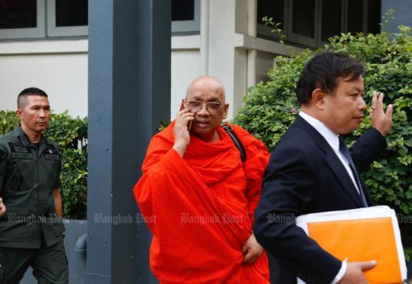 Phetchabun monk jailed, defrocked on money embezzlement