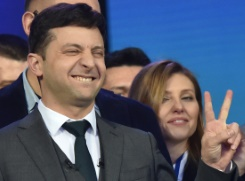 Comedian poised to win Ukraine presidency | Bangkok Post: news