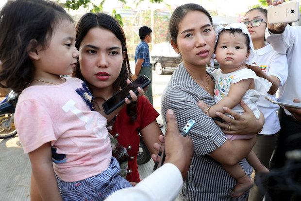 Highest Myanmar court to rule on journalists on Tuesday