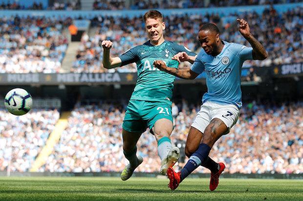 City edge Spurs to go top | Bangkok Post: news
