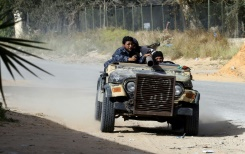 Anti-Haftar forces near Libya capital launch counter-attack | Bangkok Post: news