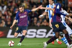 Barca on cusp of La Liga triumph after win over Real Sociedad | Bangkok Post: news