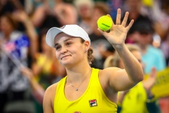 Barty beats Sabalenka to put Australia in charge of Fed Cup semi | Bangkok Post: news
