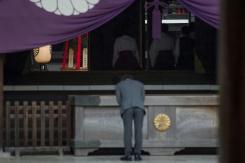Japan PM Abe sends offering to Yasukuni war shrine | Bangkok Post: news
