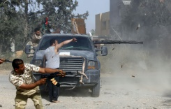 Haftar forces press offensive on Libyan capital | Bangkok Post: news